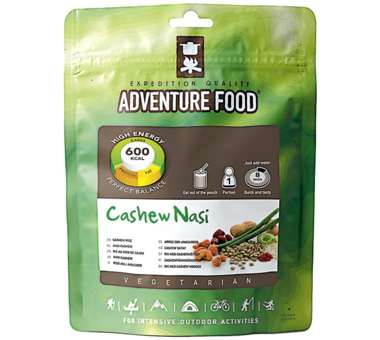 Nasi Cashew Einzelportion (142g)