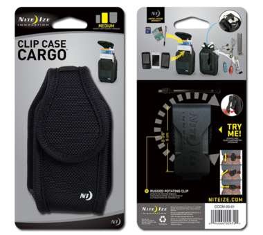 Clip Case Cargo Universal Holster medium | black