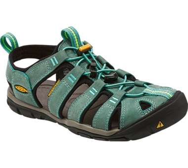 Clearwater Leather CNX Women mineral blue/yellow | US 9,0