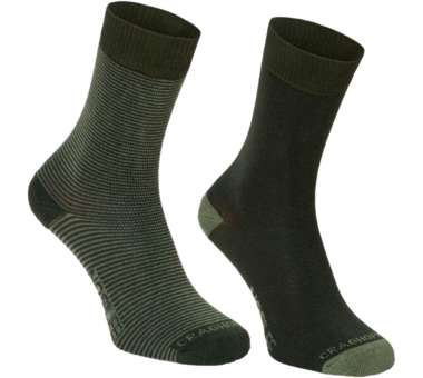 NosiLife Travel Socks Twin Pack