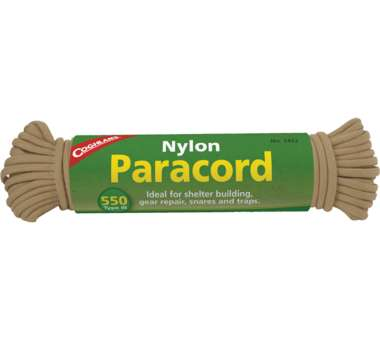 Paracord - 15,25 m tan