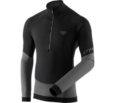 TLT Light Thermal Langarmshirt black out | S
