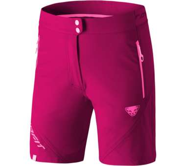 Transalper Light Dynastretch Shorts Damen pink sangria | 36