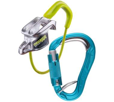 Mega Jul Sport Belay Kit Bulletproof Triple