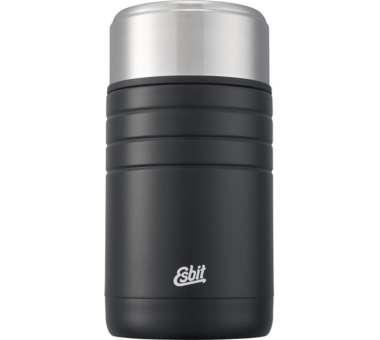 Isolierbehälter Majoris 1L - schwarz
