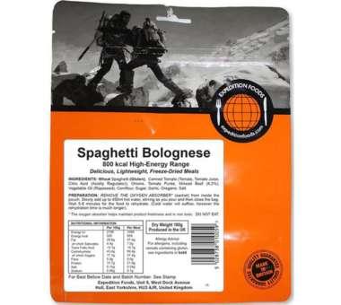 Spaghetti Bolognese, High Energy (800 kcal)