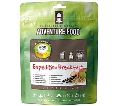 Expeditionsfrühstück