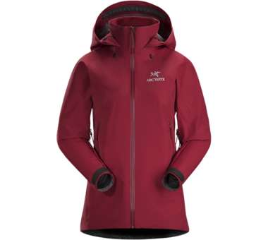 Beta AR Jacket Women pomegranate | S