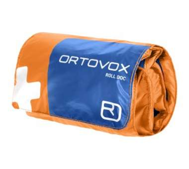 First Aid Roll Doc - orange