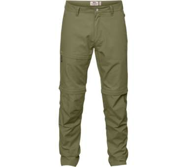 Traveller Zip-Off Trousers Men