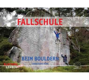 Fallschule beim Bouldern