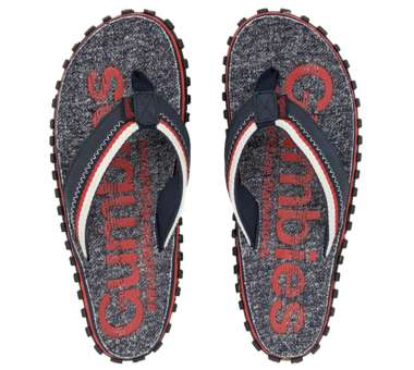 Cairns Zehentrenner red | 41,0