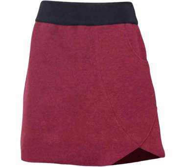 GY Dalum Skirt Women rumba red | 36