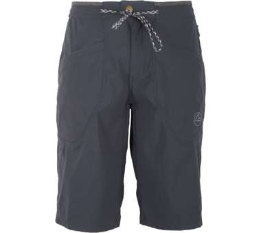 Belay Short Men carbon | S