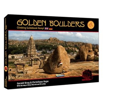 Golden Boulders - Boulder- und Kletterführer Hampi