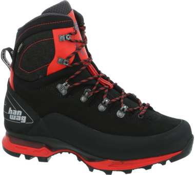 Alverstone II GTX black/red | UK 7,5