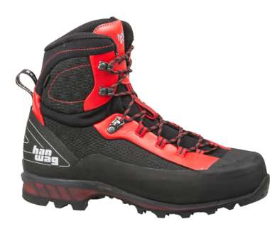 Ferrata II GTX black/red | UK 7,5