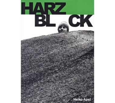 HarzBlock Boulderführer 3. Auflage 2016
