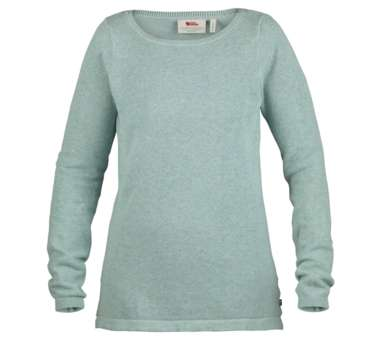 High Coast Knit Sweater Women ocean mist | S