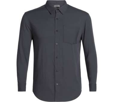 Steveston LS Flannel Shirt Men panther   S