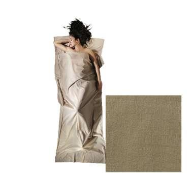 Inlett Decke ägyptische Baumwolle