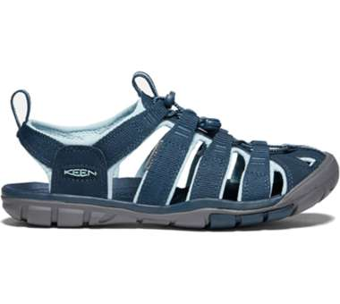 Clearwater CNX Women navy/blue glow | US 7,0