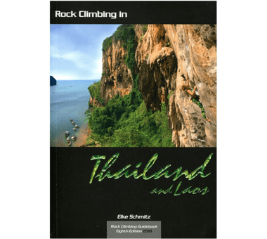 Rock Climbing Thailand and Laos, 2018