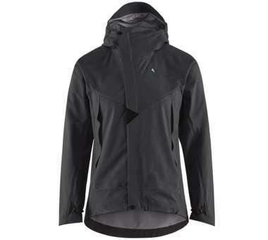 Asynja 3L Jacket Women raven | S