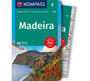 Wanderführer Madeira 2in1