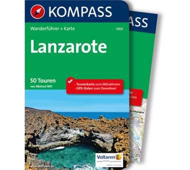 Wanderführer Lanzarote