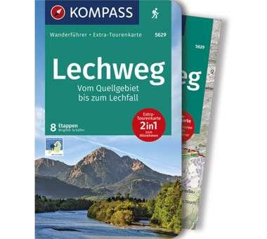 Wanderführer Lechweg