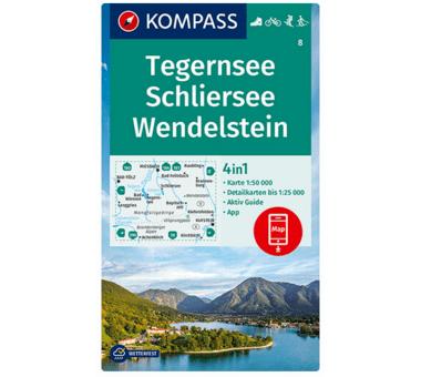 WK 8 - Tegernsee,Schliersee,Wendelstein