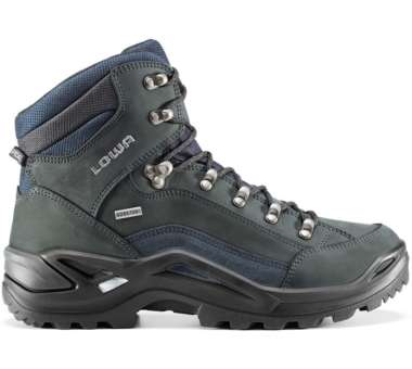 Renegade GTX Mid Women Schmal dunkelgrau/navy | UK 6,0