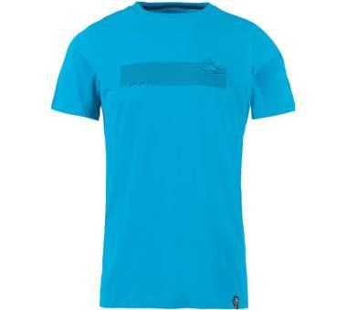 Pulse T-Shirt Tropic Blue | S