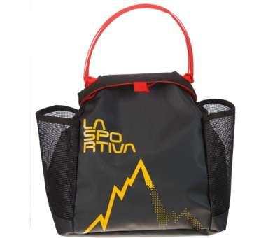 Training Chalk Bag - black/yellow