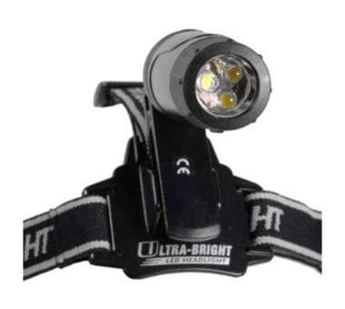 LED Clip Leuchte mit Stirnband