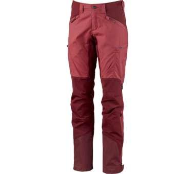 Makke Pant Women garnet/dark red | 38