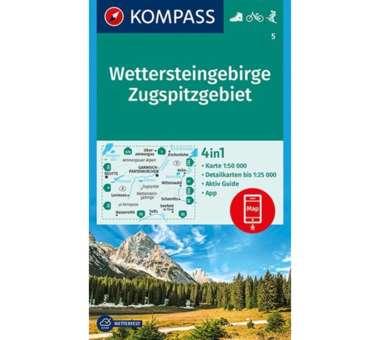 WK Wettersteingebirge/Zugspitzgebiet
