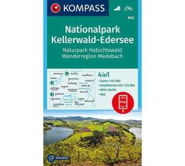 WK Nationalpark Kellerwald,Edersee