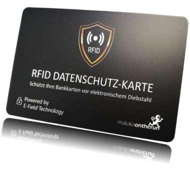 RFID NFC Schutz-Karte
