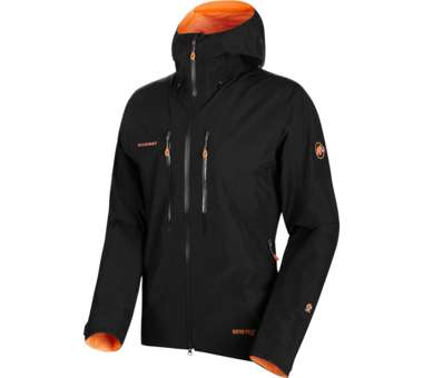 Nordwand Advanced HS Hooded Jacket black | S