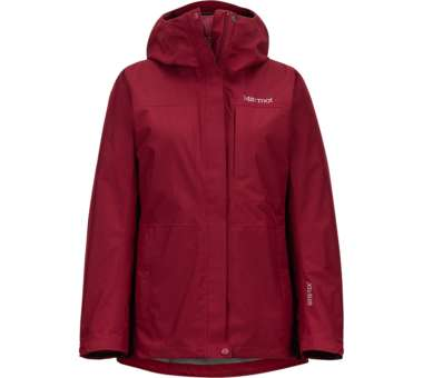 Womens Minimalist Component 3-in-1 Jacket claret | S