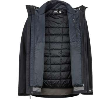 Minimalist Component 3-in-1 Jacket