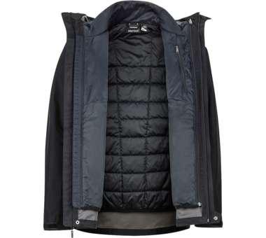Minimalist Component 3-in-1 Jacket black | S