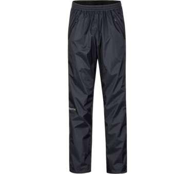PreCip Eco Full-Zip Pants Men black | S