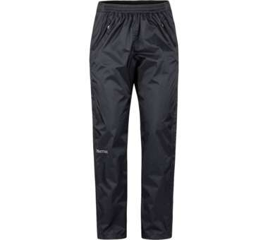 Womens PreCip Eco Full-Zip Pants black | S