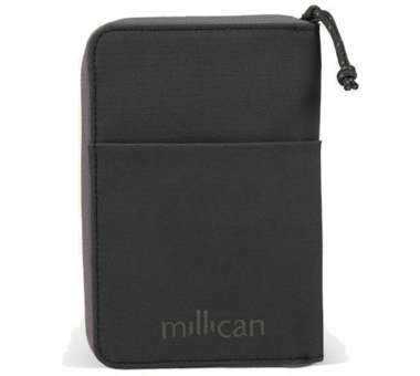 Powell The Travel Wallet graphite