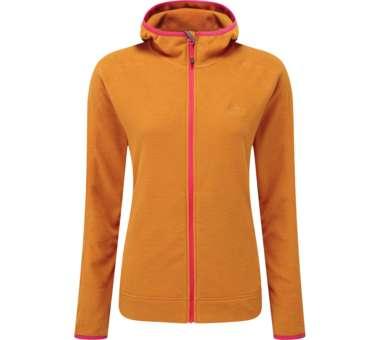 Womens Diablo Hooded Jacket marmalade | engl 14