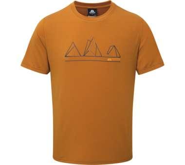 Triple Peak Tee Pumpkin Spice | XL