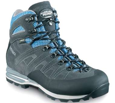 Antelao Lady GTX anthrazit/hellblau | UK 5,0